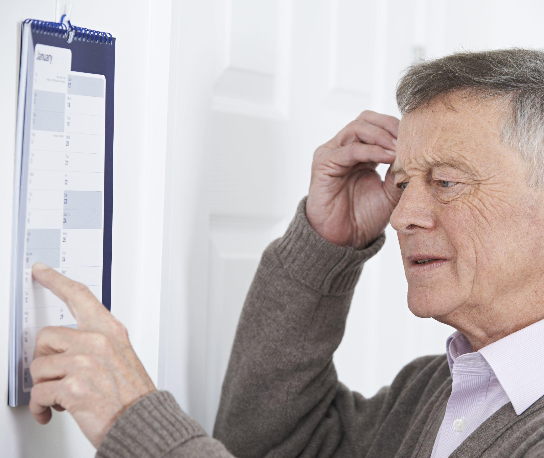 woran erkennt man alzheimer